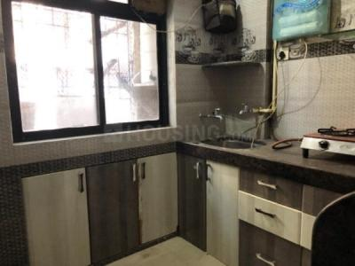 Gallery Cover Image of 600 Sq.ft 1 BHK Apartment for rent in Siddhivinayak Park, Airoli for 18000