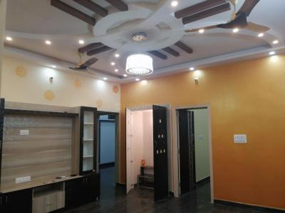 Gallery Cover Image of 990 Sq.ft 3 BHK Independent House for rent in Nakshtra Nilayam by Reputed Builder, Battarahalli for 18000