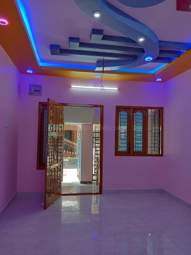 Living Room Image of 1280 Sq.ft 3 BHK Independent House for buy in Ayappakkam for 7500000