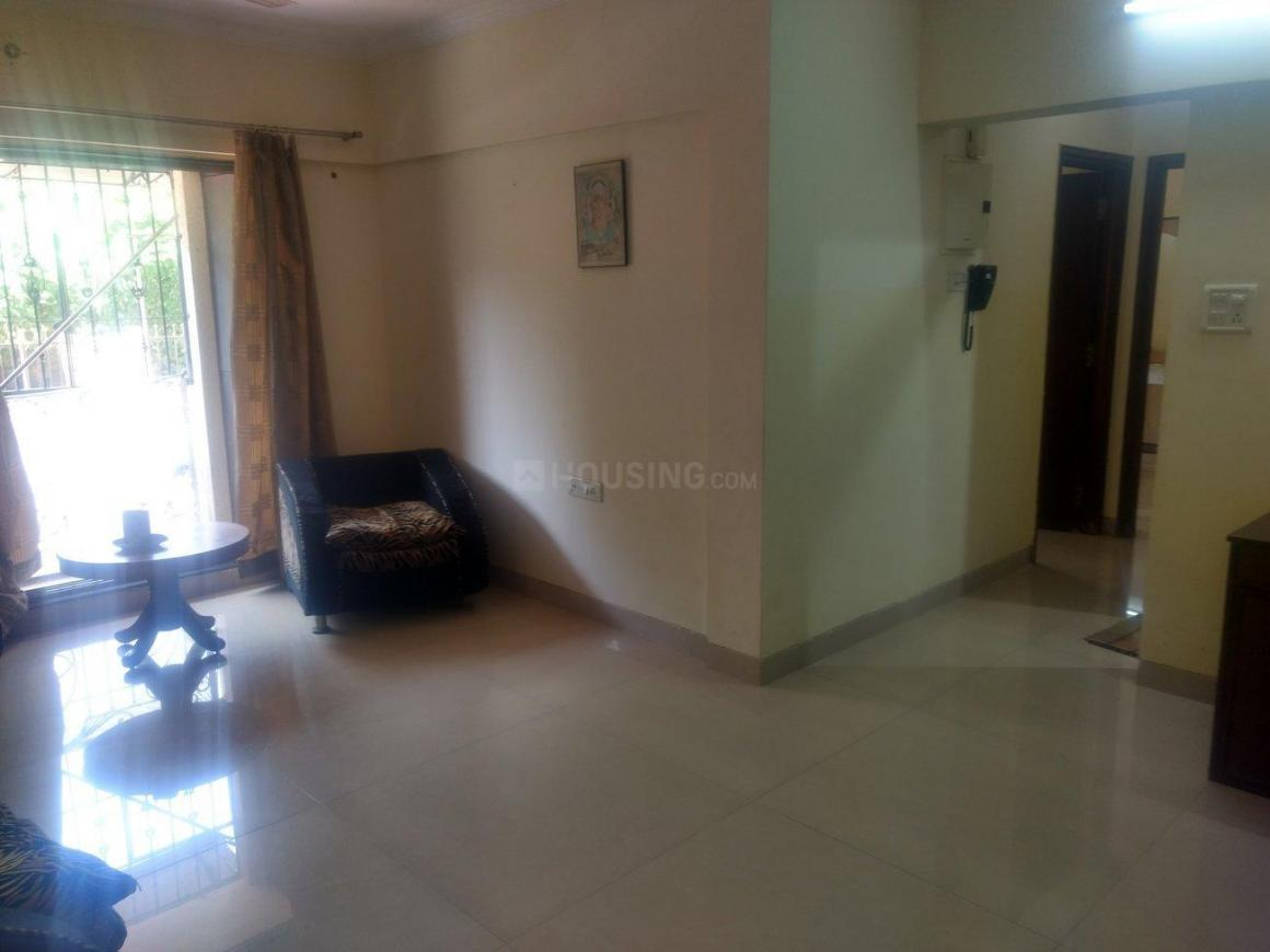 Living Room Image of 1050 Sq.ft 2 BHK Apartment for rent in Andheri East for 53000