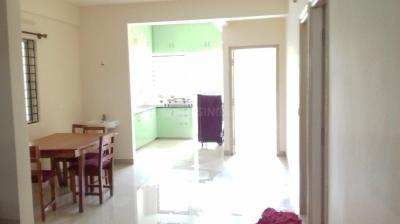 Gallery Cover Image of 1400 Sq.ft 3 BHK Apartment for rent in Saranya Shantiniketan, Whitefield for 25000