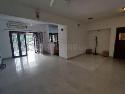 Gallery Cover Image of 1950 Sq.ft 3 BHK Apartment for rent in Adarsh Crystal, Jogupalya for 55000