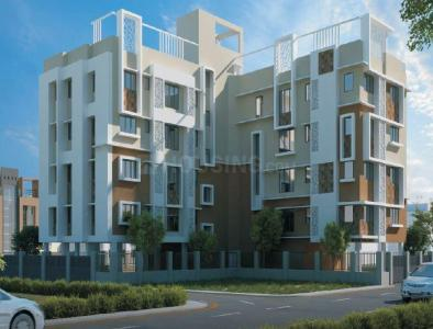 Gallery Cover Image of 1187 Sq.ft 3 BHK Apartment for buy in Ballygunge for 10089500