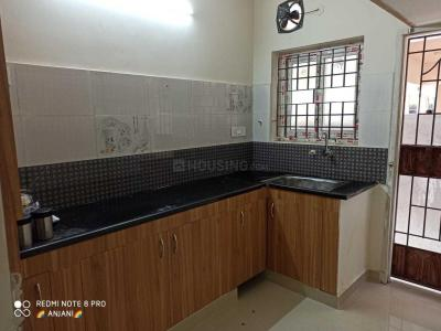 Gallery Cover Image of 1358 Sq.ft 3 BHK Independent Floor for rent in Mugalivakkam for 24000