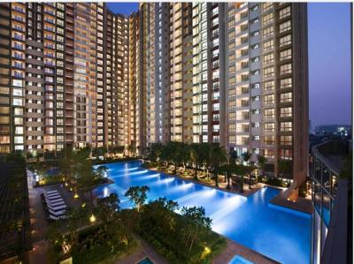 Gallery Cover Image of 948 Sq.ft 2 BHK Apartment for rent in Sheth Vasant Oasis, Andheri East for 55000