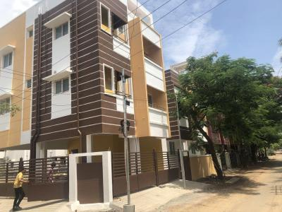 Gallery Cover Image of 1000 Sq.ft 2 BHK Apartment for rent in Sembakkam for 18000