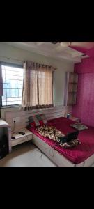 मगरपट्टा सिटी में गुरुकृपा प्रॉपर्टीज़ के बेडरूम की तस्वीर