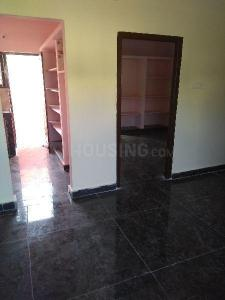 Gallery Cover Image of 700 Sq.ft 1 BHK Independent House for rent in Jillelguda for 6500