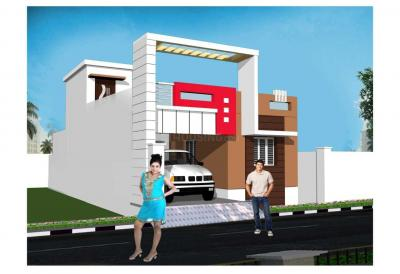 Gallery Cover Image of 1000 Sq.ft 2 BHK Independent House for buy in Kolathur for 8000000