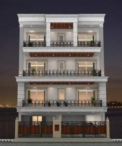 Gallery Cover Image of 2925 Sq.ft 4 BHK Independent Floor for buy in Neeti Bagh for 85000000