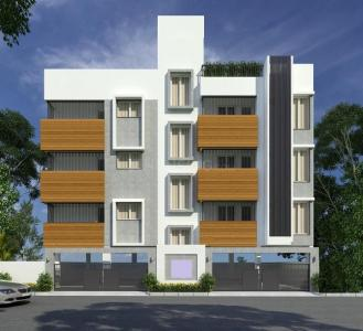 Gallery Cover Image of 1043 Sq.ft 3 BHK Apartment for buy in Keelakattalai for 5527900