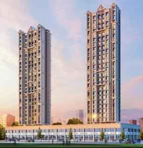 Gallery Cover Image of 1735 Sq.ft 3 BHK Apartment for buy in Varsha Balaji Park, Kharghar for 17697000