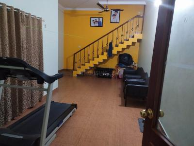 Gallery Cover Image of 2000 Sq.ft 3 BHK Independent House for rent in Murugeshpalya for 35000
