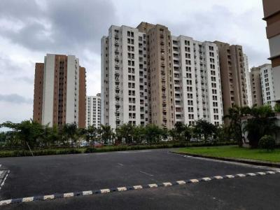 Gallery Cover Image of 956 Sq.ft 2 BHK Apartment for rent in Unitech Vistas, New Town for 16000