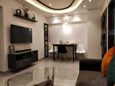 Gallery Cover Image of 1000 Sq.ft 2 BHK Apartment for buy in Terraform Everest World, Thane West for 9700000