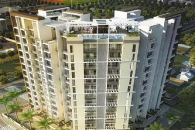 Gallery Cover Image of 1700 Sq.ft 3 BHK Apartment for buy in Metro The Palms, Seawoods for 31000000