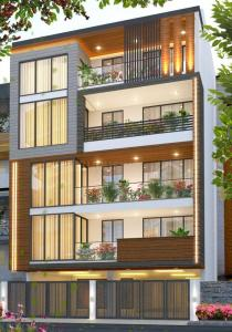 Gallery Cover Image of 1800 Sq.ft 4 BHK Independent Floor for buy in Ansal API Sushant Lok 1, Sushant Lok I for 25500000