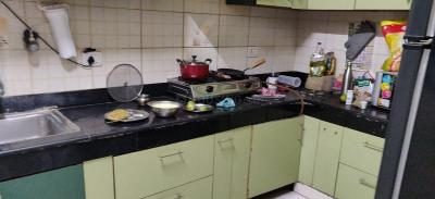 Kitchen Image of 300 Sq.ft 1 RK Apartment for buy in Sector 47 for 2000000