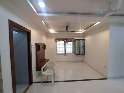Gallery Cover Image of 1500 Sq.ft 3 BHK Apartment for rent in Jubilee Hills for 31000