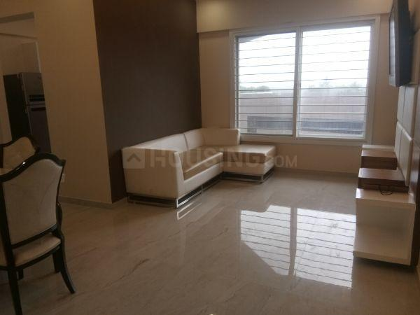 Living Room Image of 1056 Sq.ft 2 BHK Apartment for buy in Kandivali West for 15200000