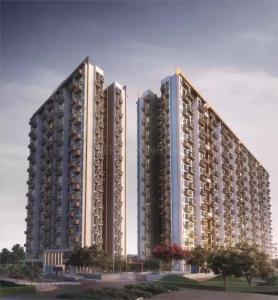 Gallery Cover Image of 400 Sq.ft 1 RK Apartment for buy in Godrej Parkridge, Manjari Khurd for 2517000
