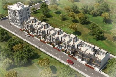 Gallery Cover Image of 1321 Sq.ft 3 BHK Independent House for buy in Lohegaon for 4800000