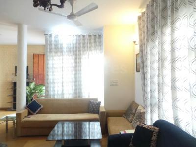 Gallery Cover Image of 1400 Sq.ft 2 BHK Apartment for rent in Sushant Lok I for 46000