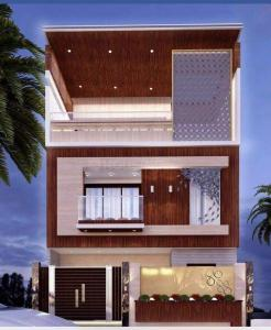 Gallery Cover Image of 6600 Sq.ft 4 BHK Independent House for buy in Kasturi Nagar for 57600000