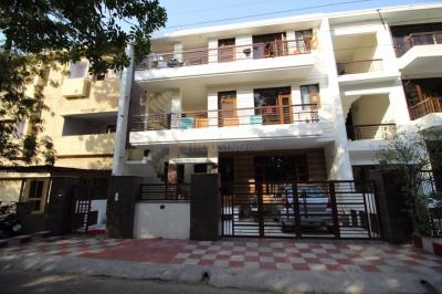 Building Image of Anagha Home Stay PG in Sector 38