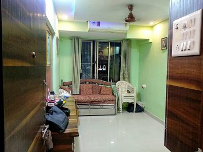 Gallery Cover Image of 445 Sq.ft 1 BHK Apartment for buy in Triratnadeep CHS, Mulund East for 9700000