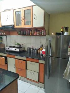 Kitchen Image of Bhati PG For Boys in Shahdara
