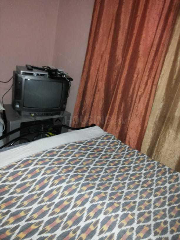 Bedroom Image of 650 Sq.ft 1 BHK Apartment for rent in Kondhwa for 16000