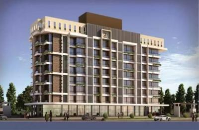 Gallery Cover Image of 740 Sq.ft 1 BHK Apartment for buy in Unique Orbit II, Bhayandar East for 6290000