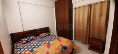 व्हाइटफ़ील्ड में साई मोकषा कंफर्ट्स में बेडरूम की तस्वीर