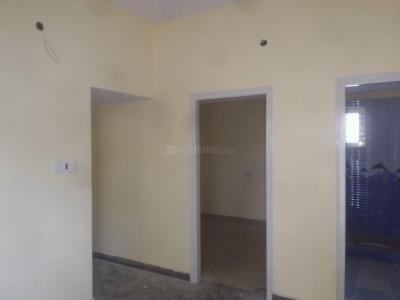 Gallery Cover Image of 450 Sq.ft 1 BHK Apartment for rent in Nandini Layout for 6000