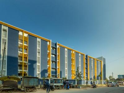 Building Image of Stanza Living Amsterdam House in Electronic City