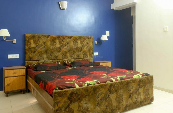 घोरपाड़ी में फ़्लैट नो 4 एस्टोनिया पॉम ग्रोव्ज़ के बेडरूम की तस्वीर
