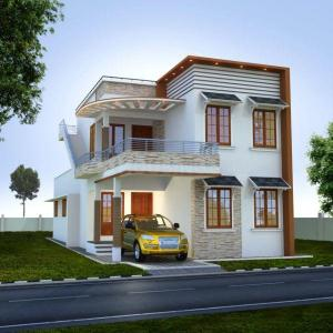 Gallery Cover Image of 1461 Sq.ft 3 BHK Villa for buy in Peroorkada for 5200000