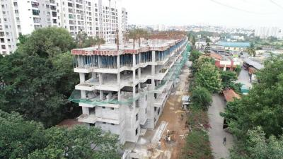 Gallery Cover Image of 1805 Sq.ft 3 BHK Apartment for buy in Nayandahalli for 10200000