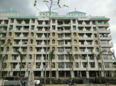 Gallery Cover Image of 670 Sq.ft 1 BHK Apartment for rent in Tharwani Vedant Nakshatra, Badlapur West for 6500