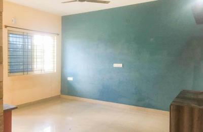 Gallery Cover Image of 550 Sq.ft 1 BHK Independent House for rent in Bhoganhalli for 15500