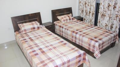 Bedroom Image of 602 Tower 94 Neo Amanora Park Town in Hadapsar