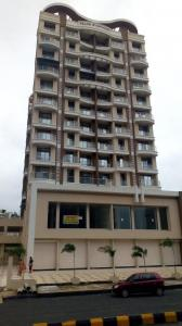 Gallery Cover Image of 1140 Sq.ft 2 BHK Apartment for rent in Tejas Symphony, Ulwe for 13000
