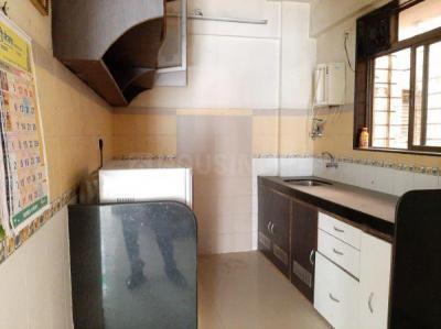 Gallery Cover Image of 980 Sq.ft 2 BHK Apartment for rent in Neelsidhi Splendour, Belapur CBD for 35000