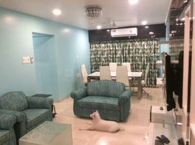 Gallery Cover Image of 1500 Sq.ft 3 BHK Apartment for rent in Goregaon East for 65000