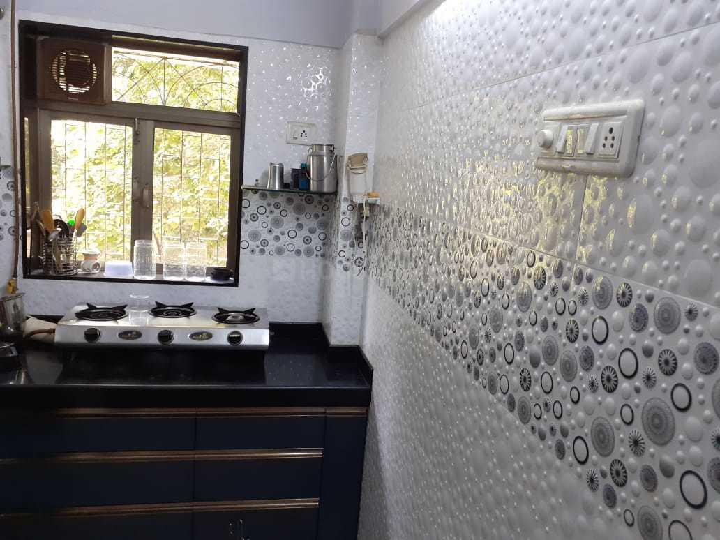 Kitchen Image of 650 Sq.ft 1 BHK Apartment for rent in Andheri East for 38000