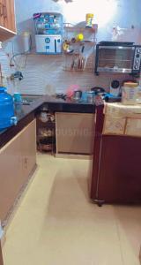 Kitchen Image of Sachdeva PG in Sheikh Sarai