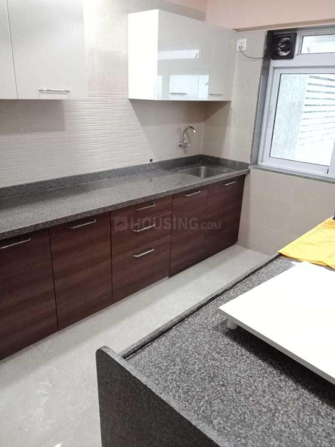 Kitchen Image of 720 Sq.ft 1 BHK Apartment for rent in Powai for 40000