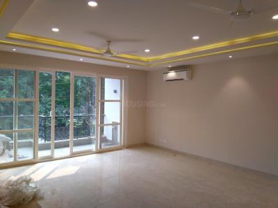 Gallery Cover Image of 2169 Sq.ft 3 BHK Independent Floor for buy in Safdarjung Enclave for 55000000
