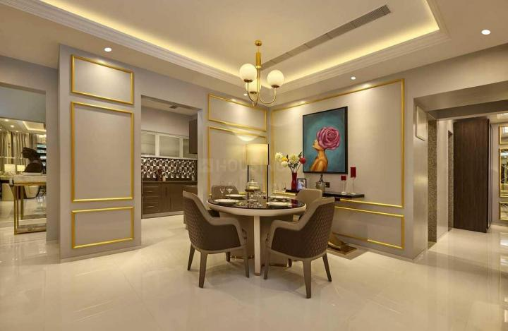 Hall Image of 1000 Sq.ft 2 BHK Apartment for buy in BramhaCorp The Collection, Wadgaon Sheri for 7700000